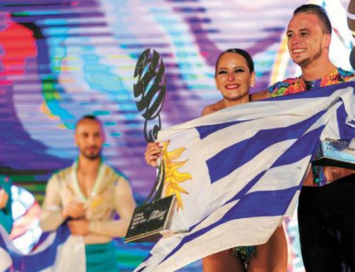 Los uruguayos que ganaron el mundial de bachata