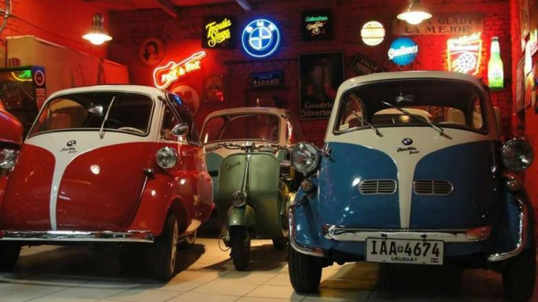 La restauración de autos clásicos sigue siendo negocio