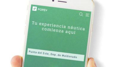 Crean app colaborativa para alquilar tablas o embarcaciones en la costa uruguaya