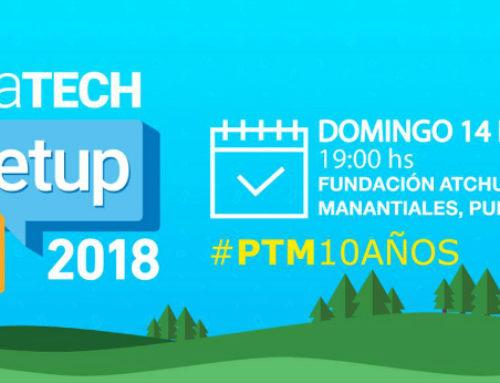 El Punta Tech Meetup celebra 10 años