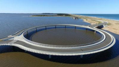 Cómo cambió la vida alrededor del puente Garzón tras su construcción