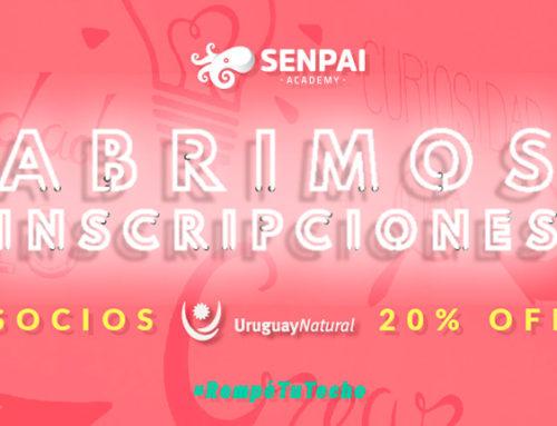 Senpai Academy ofrece un 20% de descuento en sus cursos, para empresas socias de marca país