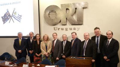 Australia elige a Uruguay para instalar un Centro de Estudios Estratégicos