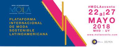 En mayo llega la segunda edición de MOLA, con toda la moda sustentable de Latinoamérica