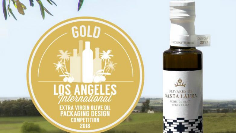Olivares Santa Laura obtuvo Medalla de Oro en una de las competencias más importantes a nivel mundial