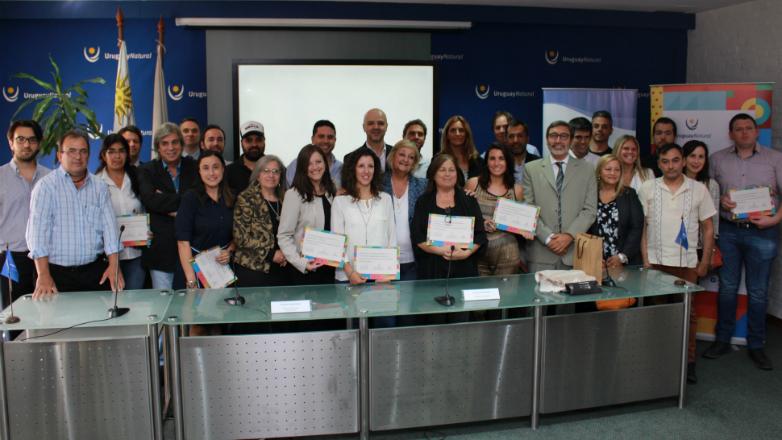 22 nuevas empresas de bienes y servicios adhirieron a la marca país Uruguay Natural