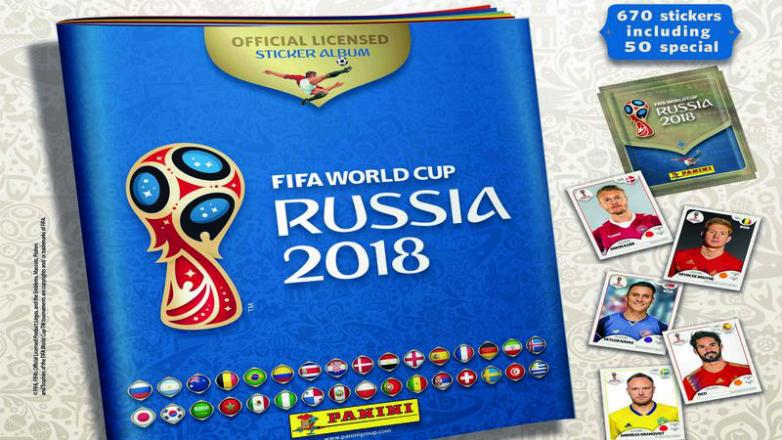 Uruguay pica en punta con las figuritas del Mundial de Rusia