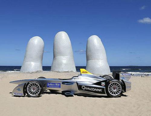 La Fórmula eléctrica vuelve este fin de semana a Punta del Este