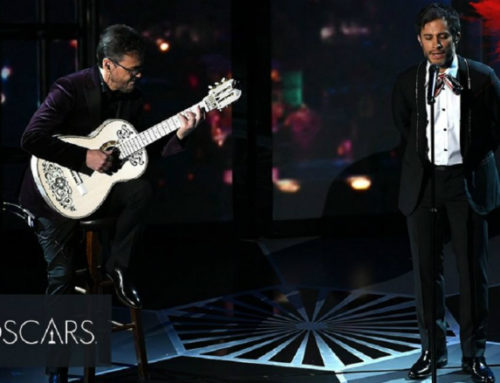 Quién es el uruguayo que tocó en la ceremonia del Oscar