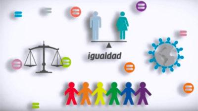 El gobierno presentó la Estrategia Nacional para la igualdad de género 2030
