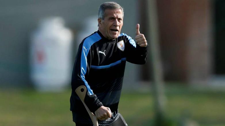 Tabárez está en el selecto grupo de los técnicos con más partidos ganados