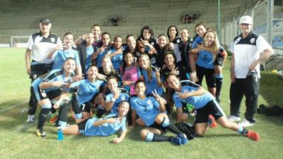 La selección uruguaya femenina es histórica: le ganó a Brasil