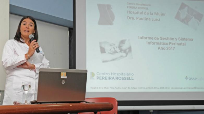 En 2017 descendió la mortalidad neonatal en el Hospital de la Mujer del Pereira Rossell