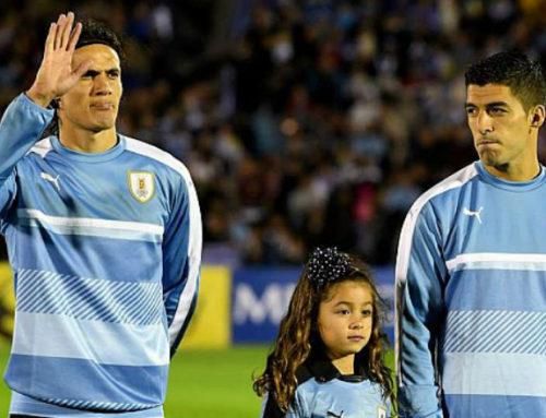 """""""Los uruguayos tenemos que estar orgullosos de Cavani"""""""