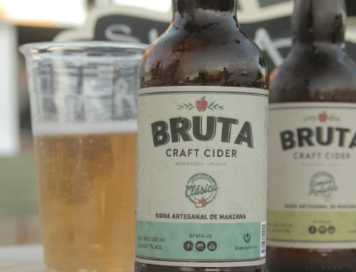 Bruta, la sidra artesanal uruguaya, lidera una revolución dulce