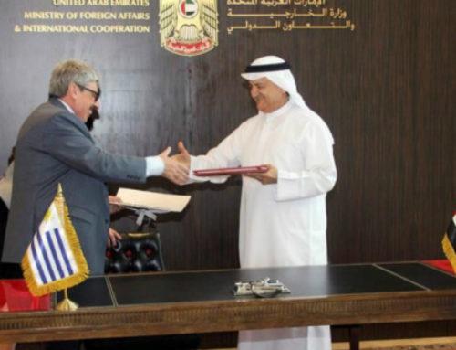 Uruguay y Emiratos Árabes acuerdan libre movimiento de ciudadanos