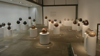 El Museo Gurvich alberga una muestra de Eva Díaz Torres, que también es un homenaje