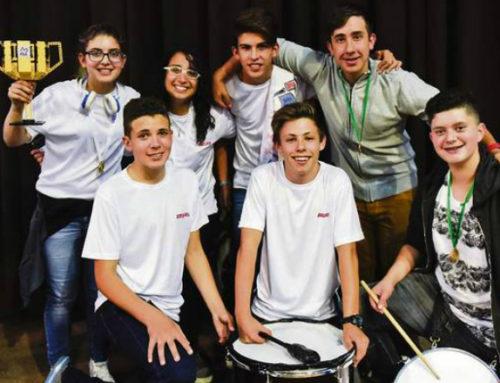 Liceales de Tala viajan a Houston a competir en robótica