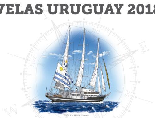 Uruguay se prepara para recibir por tercera vez a la Flota de Grandes Veleros de Latinoamérica