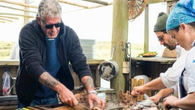 Uruguay en el horario central de la televisión estadounidense