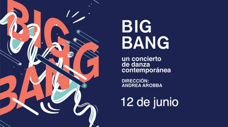 Big Bang de Lucía Arobba: un concierto de danza contemporánea para celebrar la creación de la Asociación de Amigos del INAE