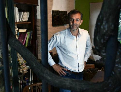 El uruguayo que fue a tender una mano en la guerra siria