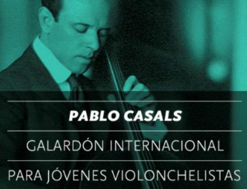 Uruguayos podrán participar del Galardón Internacional para jóvenes violonchelistas de la Fundació Pau Casals