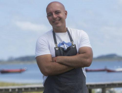 Hugo Soca, embajador de la cocina uruguaya, comienza su recorrida diplomática culinaria