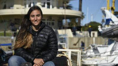 Lola Moreira será la abanderada de Uruguay en Cochabamba
