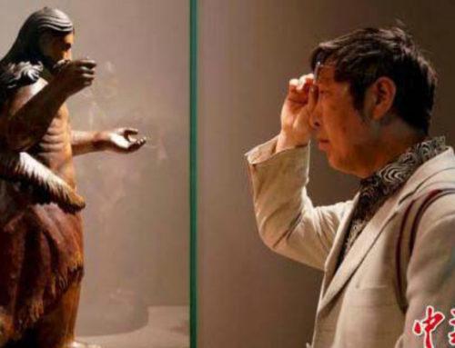 El arte guaraní de Uruguay fue admirado en China