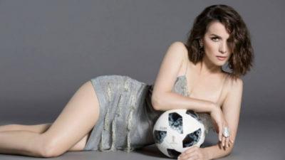 Natalia Oreiro ya tiene prontas sus canciones para el Mundial