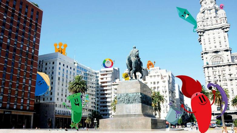 ¿Qué tiene que ver Montevideo con el juego de trivia más descargado en el mundo?