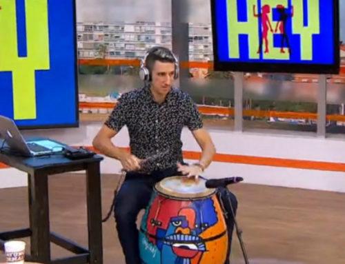 Tatita Márquez, el compositor uruguayo que llevó el candombe al mundial