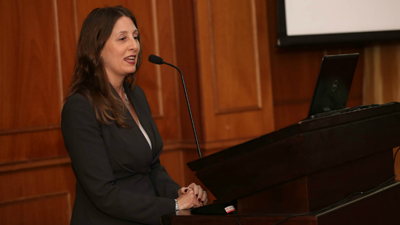"""Theresa Rice: """"Uruguay sabe a dónde quiere llegar y va desarrollando su visión de forma consistente"""""""
