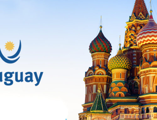 Uruguay lands in Russia with promotional activities and highlighted products