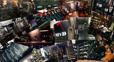 Wine bars de Montevideo, mucho más que bares de vino