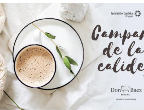La Campaña por la Calidez de Don Baez ofrece descuentos del 30% para quien done mantas o acolchados