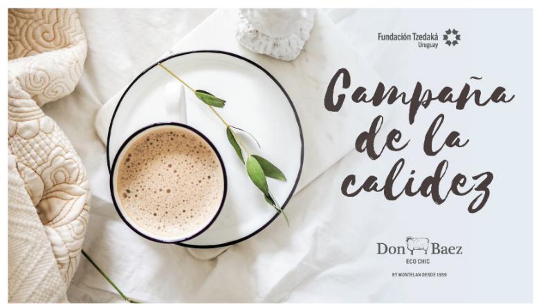 La Campaña por la Calidez de Don Báez ofrece descuentos del 30% para quien donde mantas o acolchados