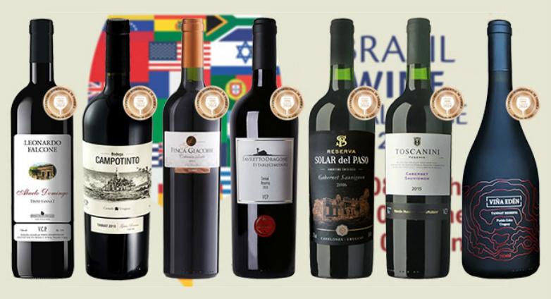 df328adc Ver imagen más grande Vinos uruguayos despegados: lograron 15 premios en  tres concursos internacionales