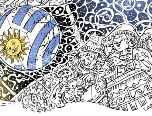 Football Paradise se tomó la garra charrúa en serio para colocar a Uruguay como uno de los favoritos