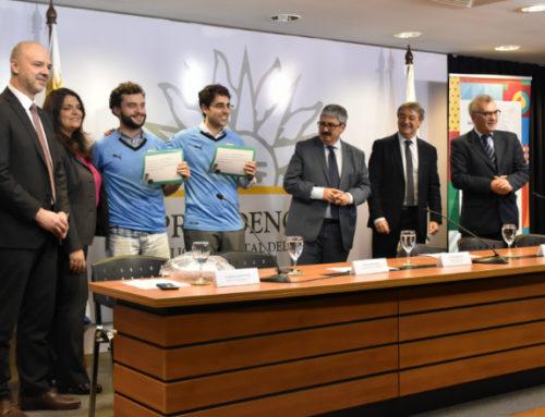 La garra charrúa explicada por dos jóvenes estudiantes uruguayos