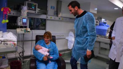 """Godín designado padrino del Pereira Rossell: """"recibir la sonrisa de un niño no tiene precio"""""""