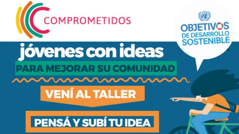 ¡Atención Jóvenes con ideas! Unesco los convoca para participar de dos talleres