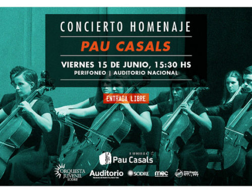 La Orquesta Juvenil del Sodre dará un concierto de violoncellos en homenaje al Maestro Pau Casals