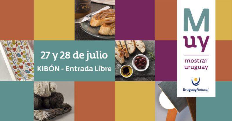 Vuelve la Feria MUY con los mejores productos uruguayos
