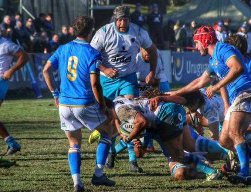 Rugby: Uruguay derrotó a Italia A en su segunda presentación por la Nations Cup