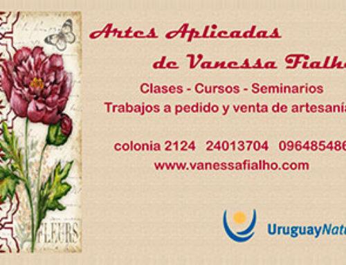 Artes Aplicadas Vanessa Fialho