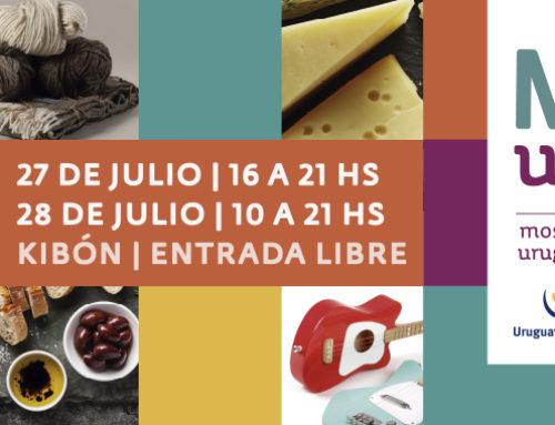 Lo mejor de Uruguay se muestra en la Feria MUY