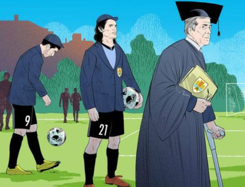 """""""Uruguay: la Sociedad de los Poetas Muertos del Fútbol"""": la mirada del Wall Street Journal al proceso Tabárez"""