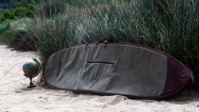 Los bolsos, mochilas y fundas para tablas de surf de OTRA, llegarán a Estados Unidos y Europa